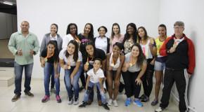 Araxá é ouro no handebol feminino do Jogos do Interior de Minas