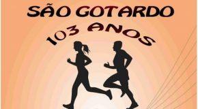 Inscrições abertas para corrida em comemoração aos 103 anos de São Gotardo