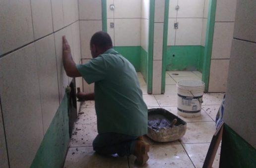 Escola Municipal Eunice Weaver, no Distrito de Itaipu, recebe melhorias