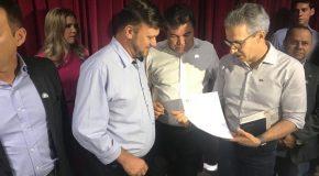 Maior oferta de energia para Distrito Industrial de Araxá solicitada ao Governador Zema