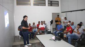 Realizada reunião com equipes do Ruralão em Araxá