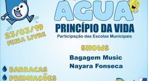 Conscientização e preservação: Ibiá realiza 3º Concurso Cultural da Água