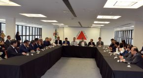 Romeu Zema dá continuidade à parceria com a Assembleia Legislativa de Minas