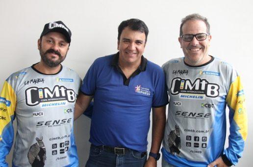 Copa de MTB 2019 recebe apoio do Poder Público em Araxá