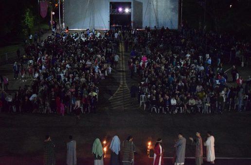 Páscoa Iluminada encerra 6ª edição com 37 mil espectadores