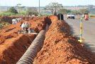 Começa a segunda etapa de obras de duplicação da Avenida Hítalo Ros