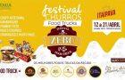 Páscoa Iluminada recebe festival de Food Trucks com bandas locais