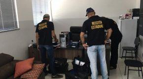Receita Estadual apura fraudes em Nova Serrana