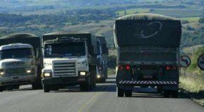 DEER define restrição de veículos de carga na Semana Santa