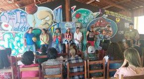 Programa conscientiza jovens sobre a destruição causada pelo uso de drogas