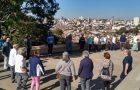 Parque do Cristo, em Araxá, se torna uma opção de lazer para comunidade