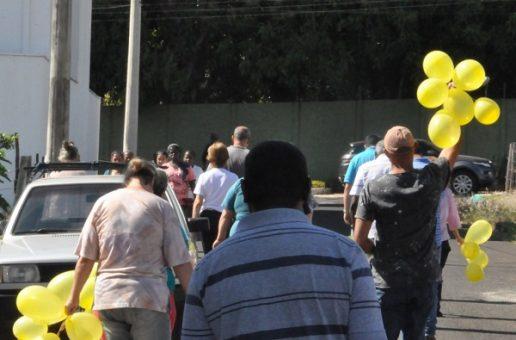 Araxá realiza atividades do Setembro Amarelo