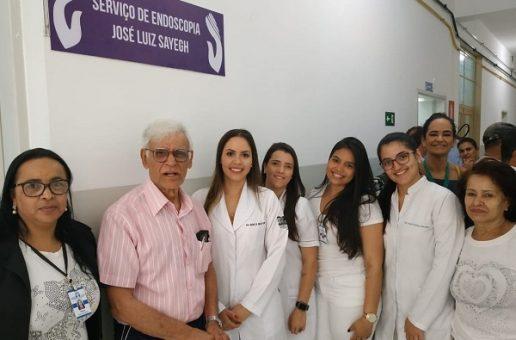 Serviço de endoscopia e colonoscopia da Santa Casa de Araxá completa um ano de atividade