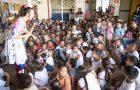Público de 1,5 mil espectadores no projeto Tri Ciclo em Araxá