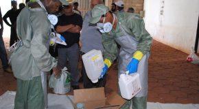 Seapa realiza campanha de recolhimento de embalagens de agrotóxicos