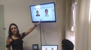 Polícia Civil apresenta sistema de reconhecimento facial de condutores