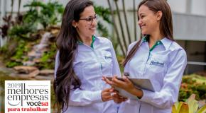 Bem Brasil Alimentos é nomeada uma das melhores empresas para se trabalhar