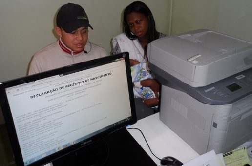 Unidades Interligadas de Registro Civil batem marca de 250 mil de certidões de nascimento emitidas