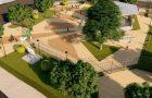Começa a revitalização da Praça Arthur Bernardes, a Praça da Fundação