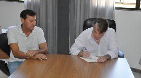 Marcelo Araxá empossado como novo secretário municipal de Esportes