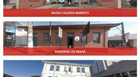 Araxá comemora Semana dos Museus com atividades remotas