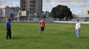 Secretário de Esportes de Araxá faz vistorias nos ginásios municipais