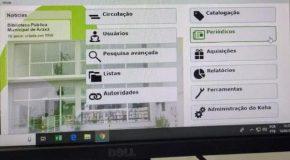 Acervo da Biblioteca Municipal de Araxá é informatizado para consultas