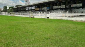Espaços esportivos de Araxá passam por manutenção