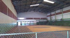 Ginásio do Bairro Padre Alaor, em Araxá, passa por melhorias
