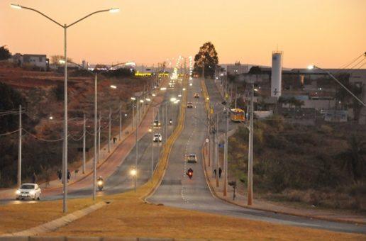 Inaugurada a Avenida José Akel, uma das principais vias de acesso à Araxá