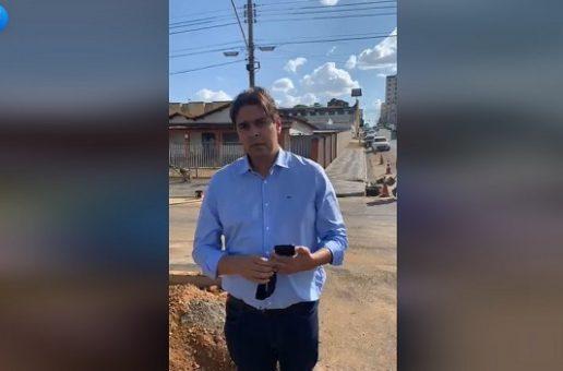 Ex-presidente da Câmara de Patrocínio é morto a tiros por irmão do Prefeito