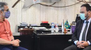 Governado de Minas acordo de cooperação com o TRE-MG em apoio à realização das eleições