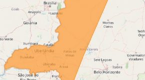 INMET alerta para perigo de morte devido ao calor e baixa humidade do ar no Triângulo/Alto Paranaíba