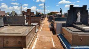 Cemitérios de Patos de Minas não poderão abrir para visitas no Dia de Finados