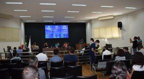 Em reunião extraordinária, Câmara de Araxá define Comissões e coloca em tramitação primeiro veto do novo Prefeito