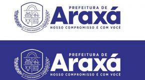 Lançada a nova logomarca da Administração Municipal de Araxá 2021/2024