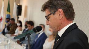 Roberto Bergamasco, novo Prefeito de Perdizes, começa trabalho falando de união na cidade