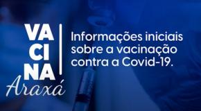 Web-TV: Araxá inicia primeira etapa de vacinação contra Covid-19 nesta quarta-feira