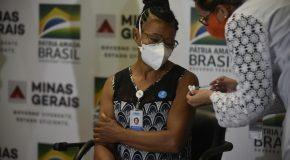 Minas Gerais inicia a maior operação de vacinação da sua história