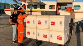 Governo do Estado destina 749 doses de vacinas contra a Covid-19 para Araxá
