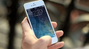 Menor apreendido por furto de celular em local onde realizada teste de emprego