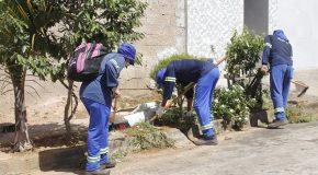 Empresa vencedora de licitação inicia serviço de limpeza e manutenção de vias públicas de Araxá