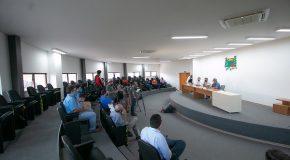 Assinadas sete ordens de serviços que serão realizados em Araxá