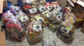 Em menos de 30 dias, PM de Campos Altos distribui mais de uma tonelada de alimentos