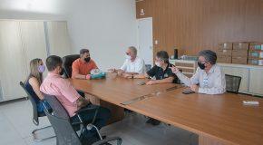 Araxá recebe mais nove capacetes Elmo para tratamento de casos de Covid-19