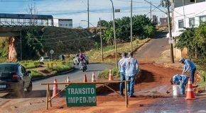 Empresa especializada em fiscalizar a qualidade do asfalto será contratada em Araxá
