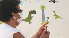 Vacinação contra a gripe em Araxá será exclusivamente em três unidades
