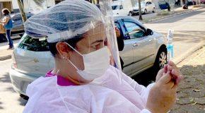 Araxá realiza aplicação da 2ª dose para idosos de 69 anos nesta sexta