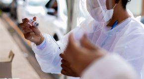 Araxá vacina idosos de 63 anos nesta quinta-feira