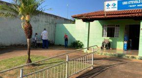 Saúde em Bambuí começa imunização de idosos de 68 anos nessa segunda-feira